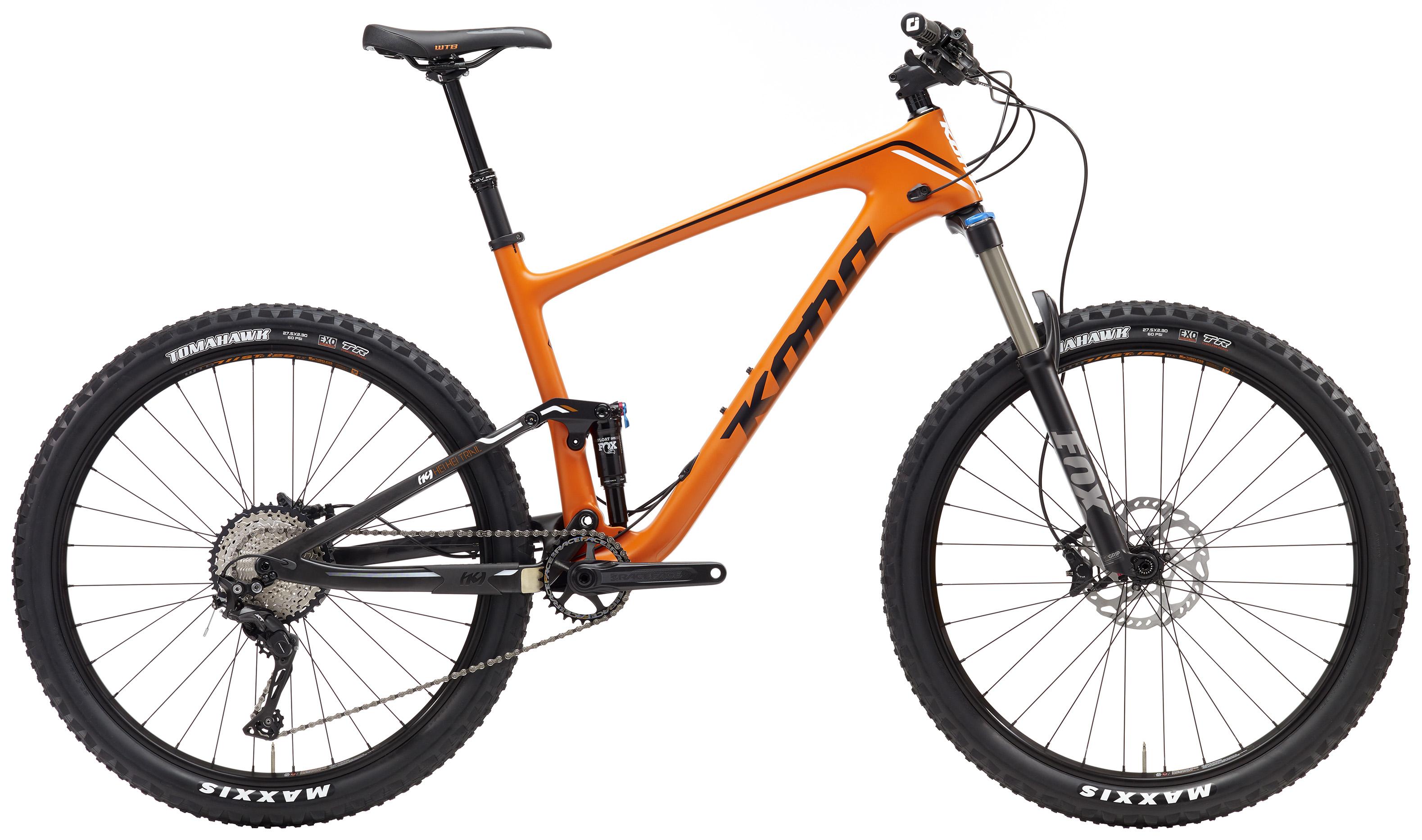 Kona Bikes Mtb Hei Hei Trail Hei Hei Trail