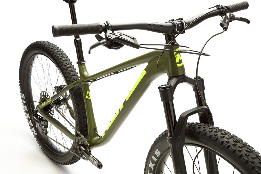 Big Wheels For Kids >> KONA BIKES | MTB | HONZO | Big Honzo DL
