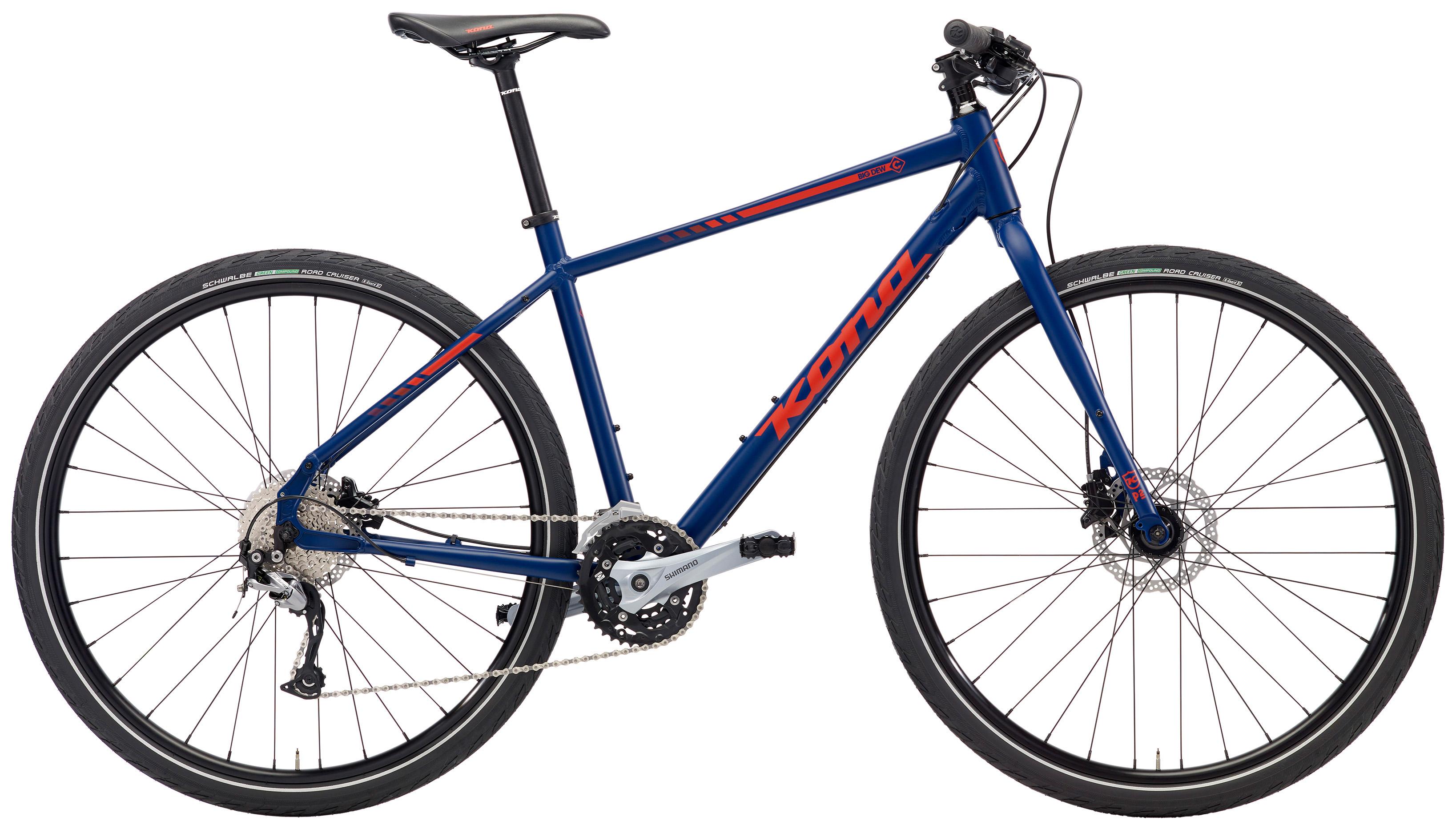 Kona Bikes Road Dew Ute