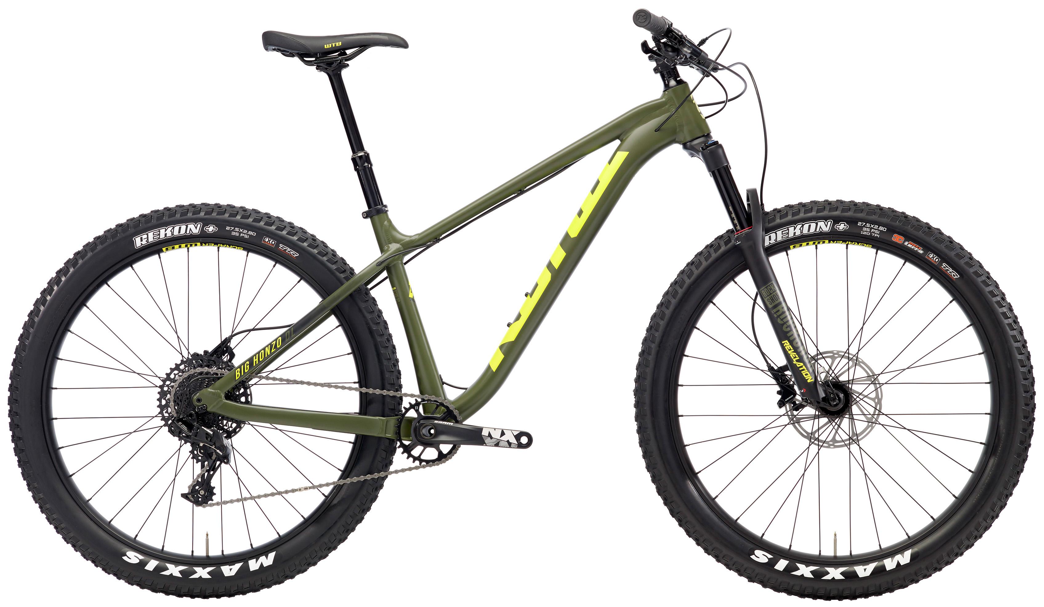 Kona Bikes Mtb Honzo Big Honzo Dl