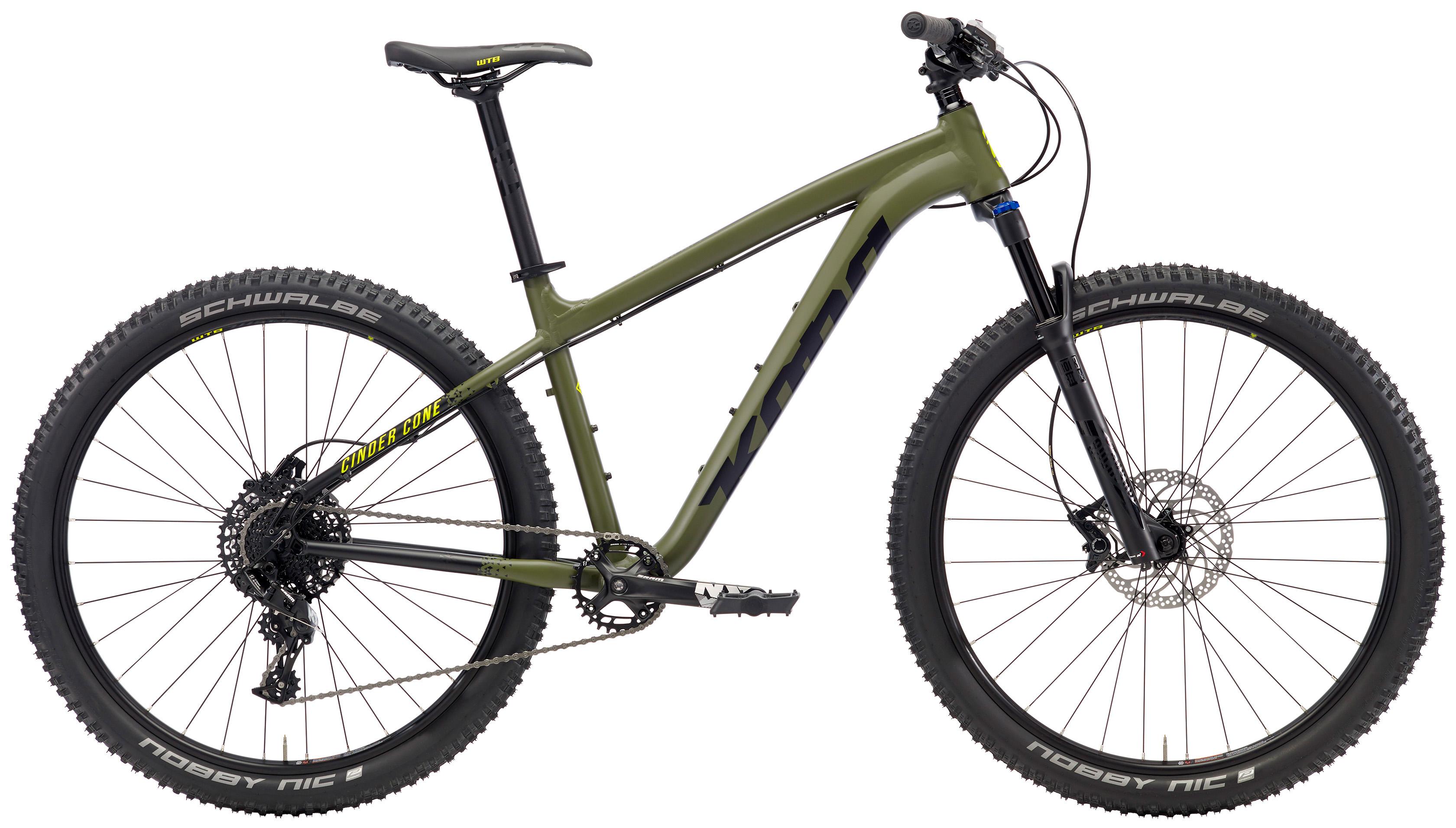 cinder cone - Mountain Bike Frame