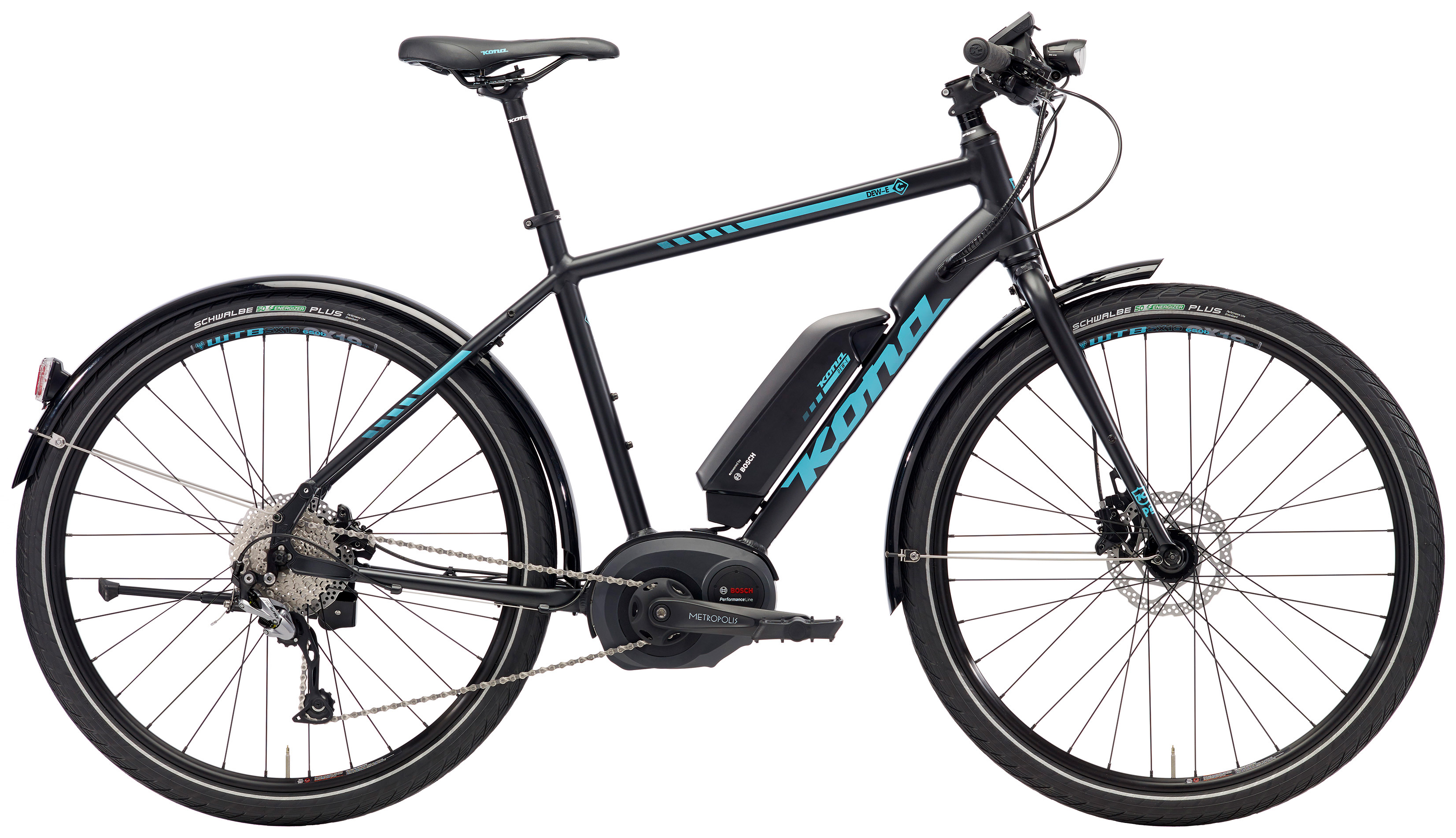 Kona Bikes Mtb Road E Bike