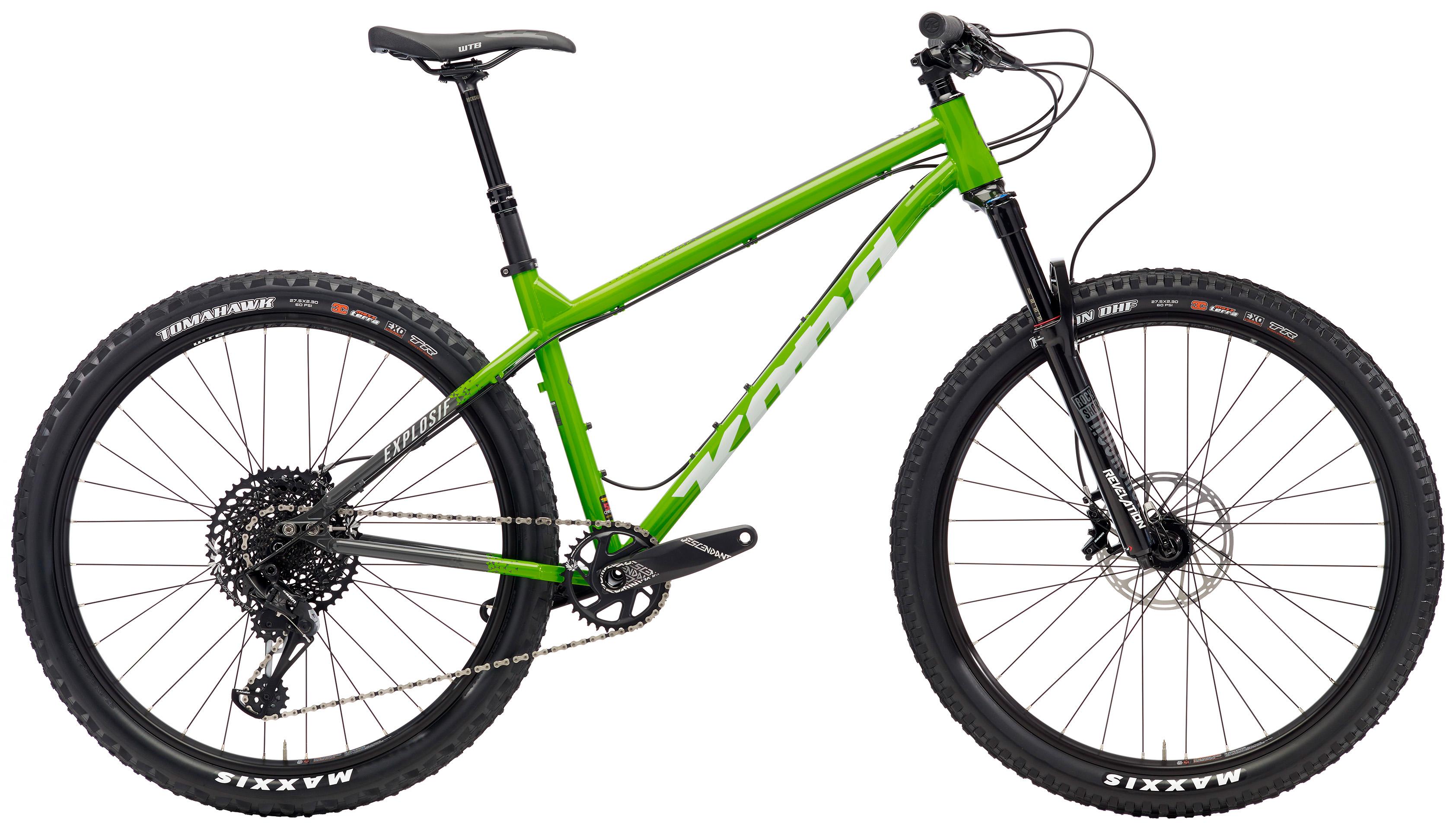 Kona Bikes Mtb Mtb Hardtail Shred