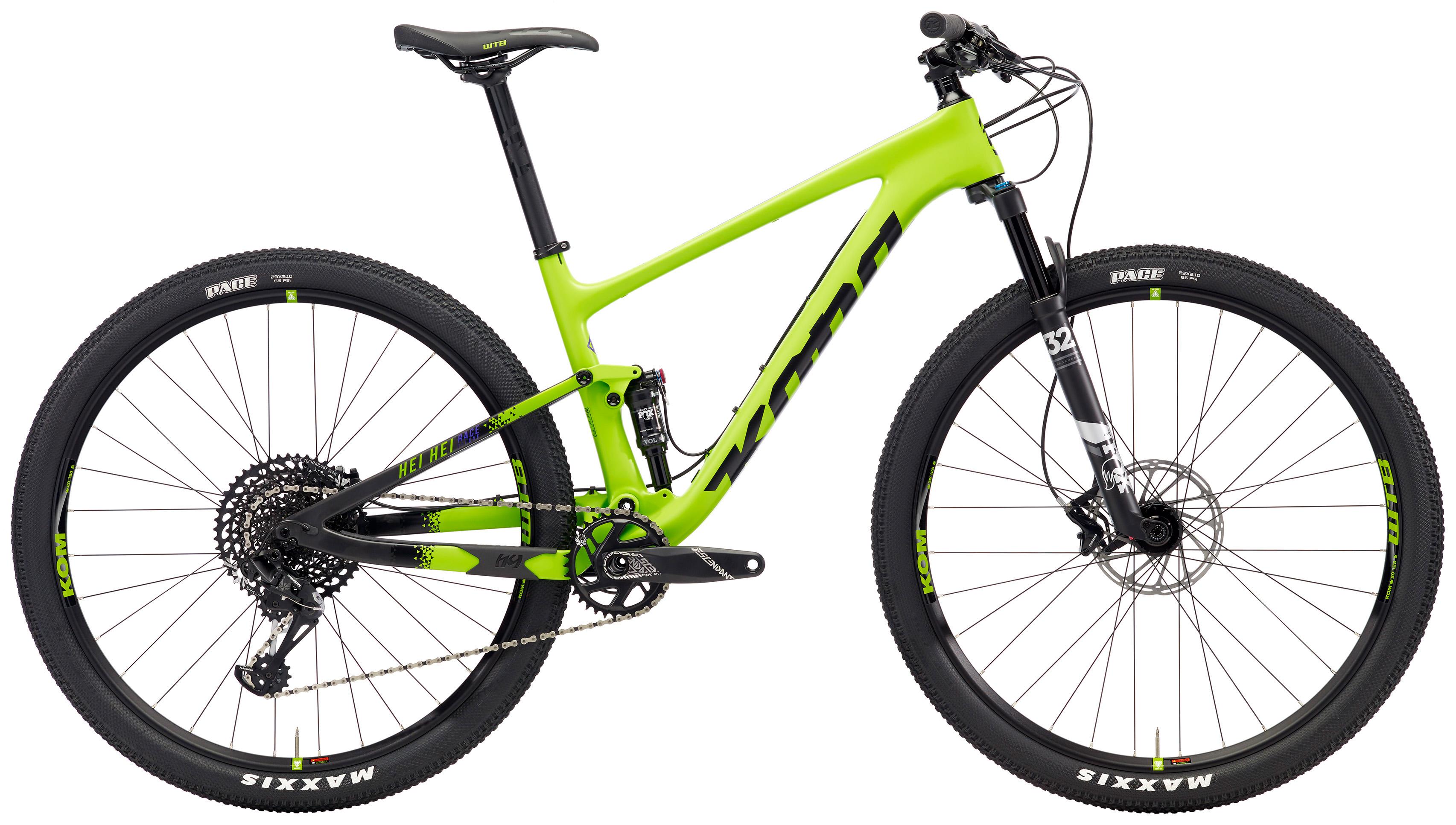 Kona Bikes Mtb Hei Hei Hei Hei Race Dl