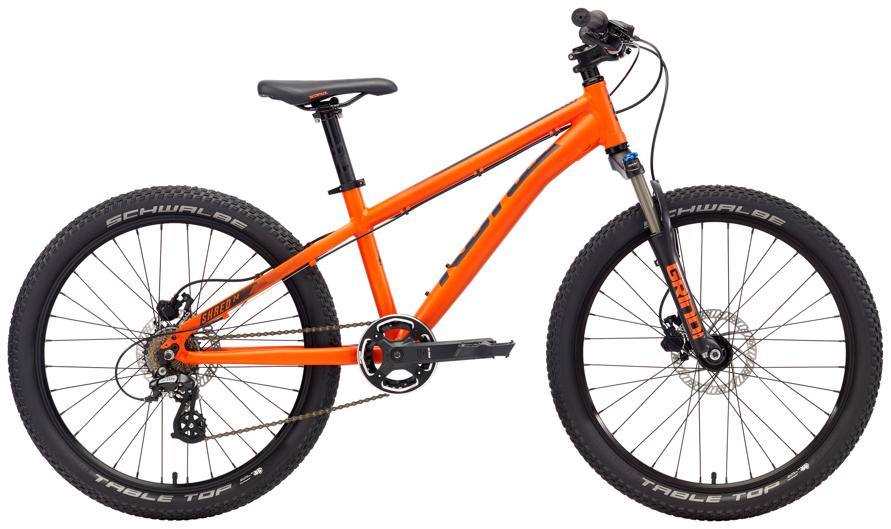 Kona Bikes Mtb Kids Shred 24