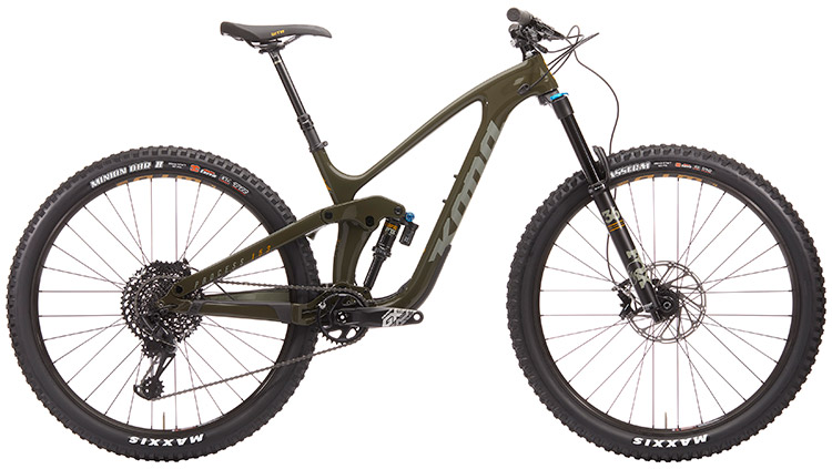 Kona Bikes Innovation The Kona Carbon Process 29