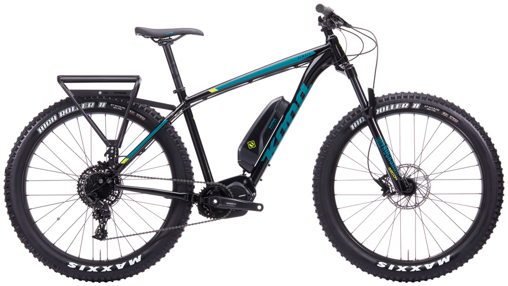KONA BIKES | ELECTRIC | KONA ELECTRIC | Remote