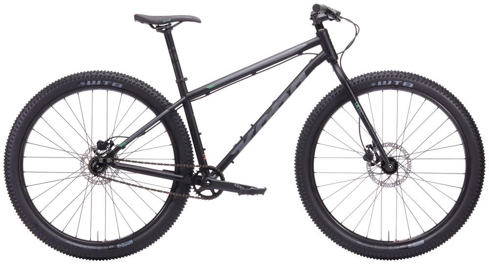 Rigid Mountain Bike Fork Disc V Brake 26/'/'//29/'/' Wheel MTB Bicycle Front Fork